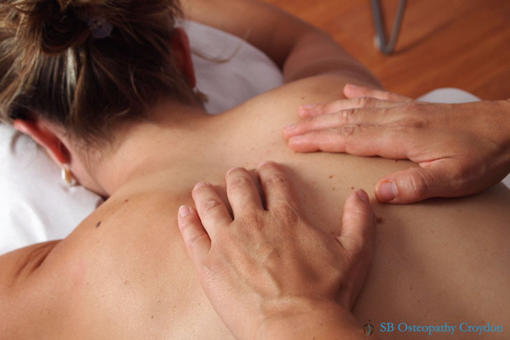 Osteopathic Massage